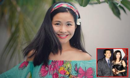 Nhan sắc trẻ đẹp ở tuổi U50 của bà xã 'Ông trùm phim truyền hình Việt'