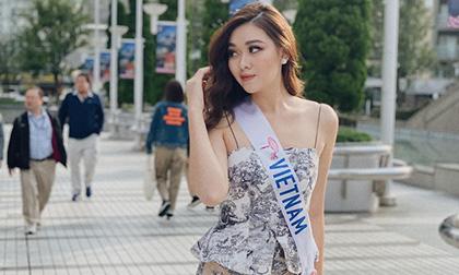 Tường San bất ngờ bứt phá leo thẳng top 4 BXH Missosology trước chung kết