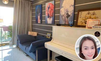 Ca sĩ Đài Trang rao bán căn hộ 81 m2