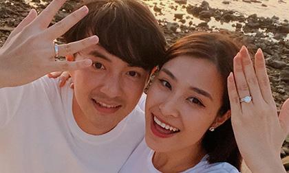 Sau 5 ngày làm vợ Ông Cao Thắng, Đông Nhi tâm sự ngọt ngào