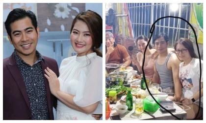 Cô gái chụp ảnh cùng Thanh Bình tung tin nhắn giữa cả hai để minh oan cho mình