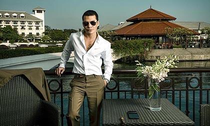 Trần Bảo Sơn tung bộ ảnh mới chuẩn soái ca
