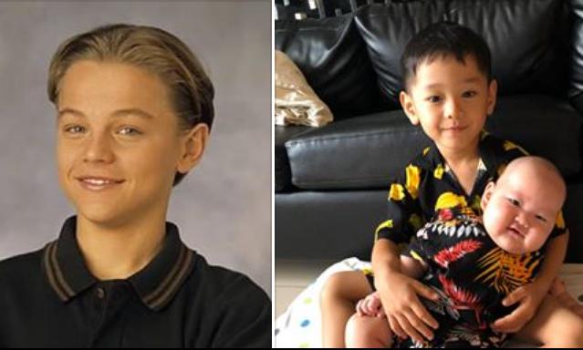 Trà My Idol bất ngờ khoe quý tử có nét giống tài tử Leonardo DiCaprio
