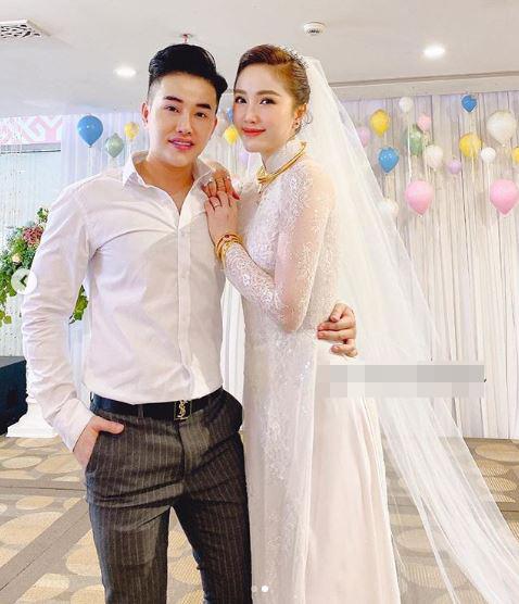chàng trai trong đám cưới Bảo Thy 10