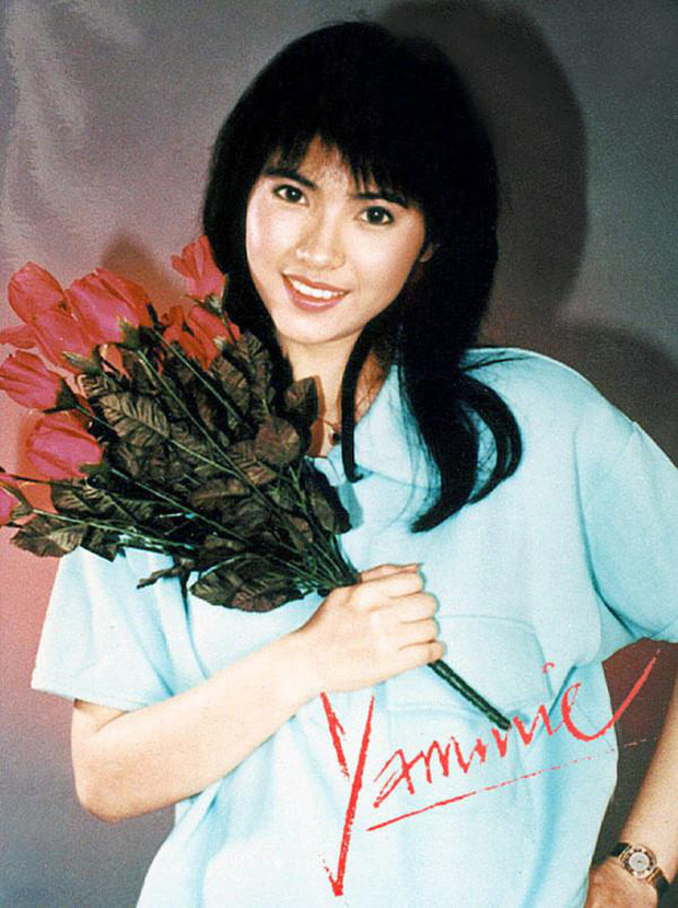 Nhìn lại nhan sắc khuynh đảo một thời của ngọc nữ hồng nhan bạc mệnh Lam Khiết Anh, mỹ nhân đẹp nhất Hong Kong là đây 3