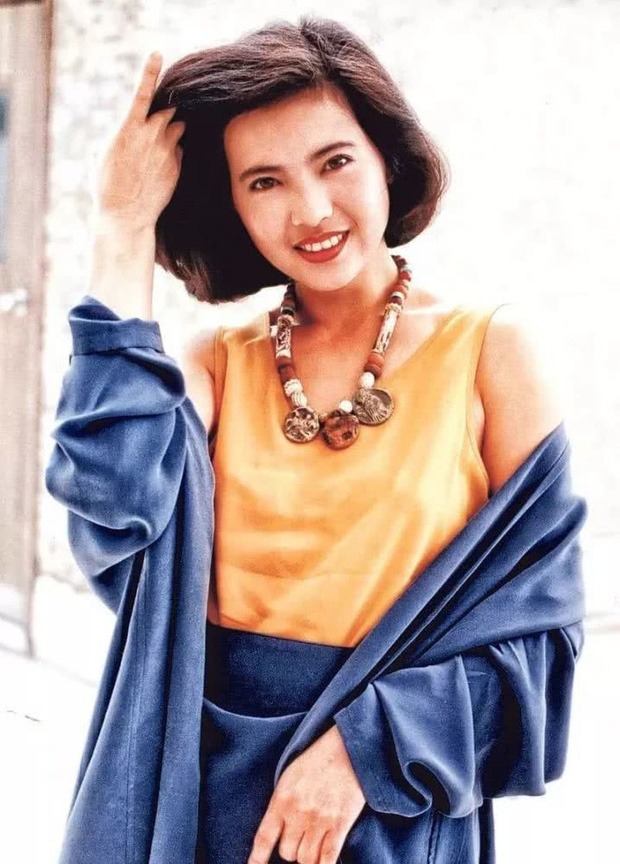 Nhìn lại nhan sắc khuynh đảo một thời của ngọc nữ hồng nhan bạc mệnh Lam Khiết Anh, mỹ nhân đẹp nhất Hong Kong là đây 6