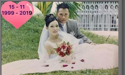 Xót xa trước lời chia sẻ của vợ cố nhạc sĩ Xuân Hiếu nhân dịp kỉ niệm 20 năm ngày cưới