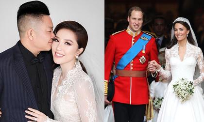 Ngắm trọn 3 bộ váy cưới của Bảo Thy, trong đó có một thiết kế theo phong cách Công nương Anh