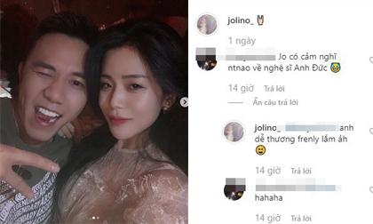 Sau Trịnh Thăng Bình, em gái Ông Cao Thắng lại được 'đẩy thuyền' với diễn viên Anh Đức