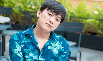 Diễn viên Quách Ngọc Tuyên: 'Tôi và bà xã đều không đặt nặng chuyện cưới hỏi'