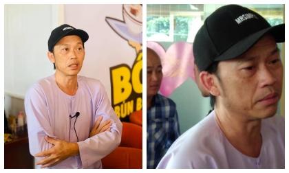 Sau thời gian hạn chế xuất hiện, danh hài Hoài Linh khiến fan lo lắng cho sức khoẻ với gương mặt hiện tại
