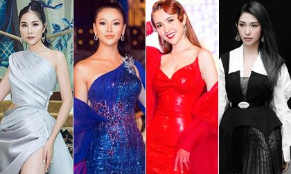 Ai xứng danh 'Nữ hoàng thảm đỏ' showbiz Việt tuần qua? (P130)
