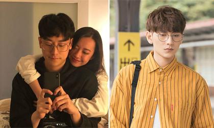 Đăng ảnh bên bạn gái, Rocker Nguyễn bị nhầm là Isaac