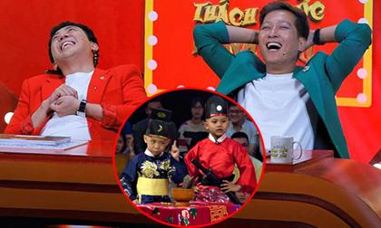 5 chú tiểu Bồng Lai tái xuất, tiếp tục ẵm giải thưởng 'khủng' từ Trường Giang - Trấn Thành?