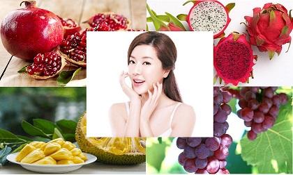 Phụ nữ không muốn già thì đừng bỏ qua 5 loại trái cây này