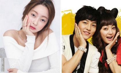 """Tình tin đồn một thời của Song Joong Ki thừa nhận """"ăn cơm trước kẻng"""" với con trai nữ diễn viên kỳ cựu"""
