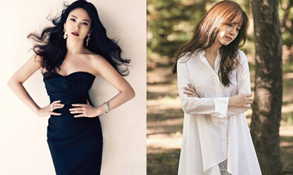Cùng 'gây bão' trên MXH nhưng cuộc sống của 2 ngọc nữ Song Hye Kyo và Goo Hye Sun lại đối lập hoàn toàn sau đổ vỡ với chồng trẻ