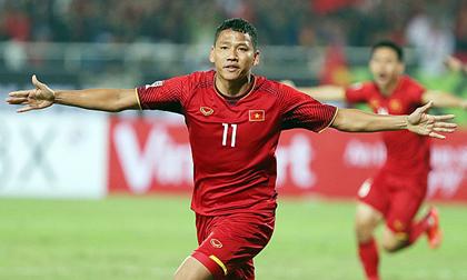 Cầu thủ Anh Đức xin rút khỏi đội tuyển bóng đá Việt Nam sau trận Thái Lan
