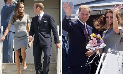 Những sự thật kỳ lạ về cách gia đình Hoàng gia đi du lịch