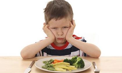 Trẻ biếng ăn, còi xương, chậm phát triển mẹ cần làm điều này ngay và luôn