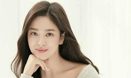 Lần đầu tiên sau cú sốc ly hôn, Song Hye Kyo phát đi thông điệp đặc biệt