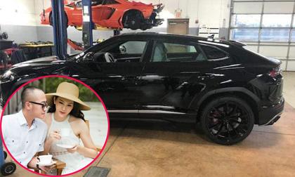 Cứ ngỡ Phạm Ngọc Thạch được chồng tặng siêu xe vài chục tỷ, nhưng sự thật phía sau khiến fan 'ngớ người'