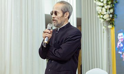 NSƯT Chu Hùng: 'Mặt tôi đểu nên chỉ được mời vai ác'