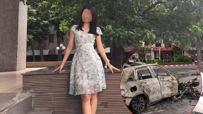 Xe sang Mercedes gây tai nạn rồi bốc cháy: Nạn nhân tử vong là nữ thạc sĩ du học ở Hà Lan