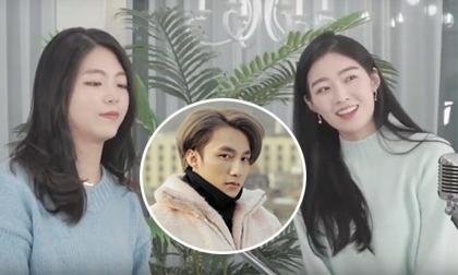 2 bông hậu hàn Quốc cover 'Nơi này có anh' bằng tiếng Việt, chứng minh chuẩn 'fan cuồng' của Sơn Tùng
