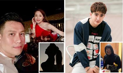 Sao Việt 6/12/2019: Quỳnh Nga lên tiếng về bức ảnh cô gái nóng bỏng bí ẩn Việt Anh đăng tải; Bị chỉ trích vì hoá trang làm người mặt đen, Chi Dân lên tiếng