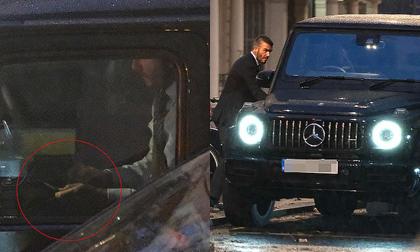 David Beckham cũng có ngày dính phốt liên tục: Vừa nhận án phạt vì đỗ xe trái phép nay đã bị 'bóc' scandal mới