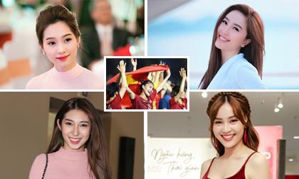 Sao Việt chúc mừng đội tuyển bóng đá nữ Việt Nam vô địch SEA Games 2019