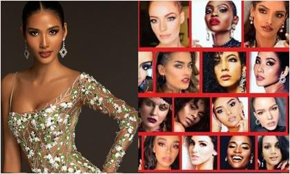 Hoàng Thùy trở lại Top 10 sau đêm thi bán kết của Miss Universe 2019