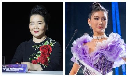 Trưởng ban giám khảo tiết lộ nguyên nhân vì sao Thuý Vân mất ngôi vị Hoa hậu Hoàn vũ Việt Nam 2019