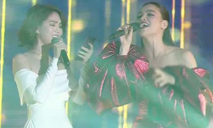 Ngọc Trinh 'tàn sát' hit của Hồ Ngọc Hà trên sân khấu khiến khán giả 'câm nín'