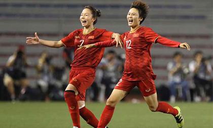 Xuất sắc vượt qua Thái Lan, tuyển nữ Việt Nam bảo vệ thành công HCV SEA Games