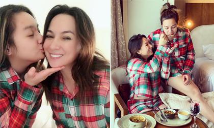 Phi Nhung khoe khoảnh khắc hạnh phúc bên con ruột: Niềm vui đơn giản của 'Bà mẹ đông con nhất Vbiz' là đây chứ đâu
