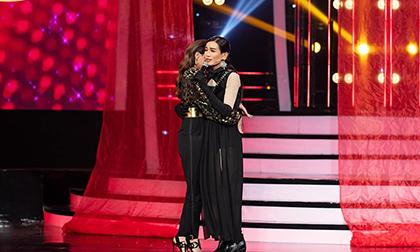 Giả Jennie khiến Hà Hồ phải lên sân khấu ôm chầm, BB Trần còn được đàn chị đặt hẳn biệt danh khó đỡ