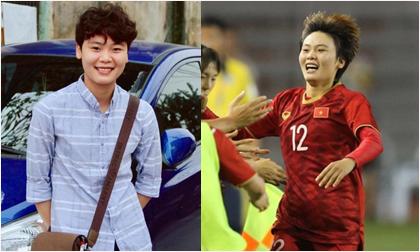 Nhan sắc đời thường của Phạm Hải Yến - cầu thủ ghi bàn thắng vàng cho tuyển nữ Việt Nam