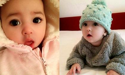 Sau 4 năm, hình ảnh của em bé xinh nhất thế giới hiện ra sao?