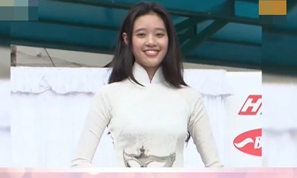 8 năm trước, tài năng và nhan sắc của Khánh Vân đã quá nổi trội