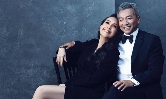 'Nữ hoàng ảnh lịch' Diễm My kể chuyện vượt giông bão cùng chồng khi làm ăn thất bại