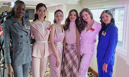 Lương Thùy Linh vẫn trượt suất tiến thẳng vào Top 40 Miss World dù bắn tiếng Anh như gió