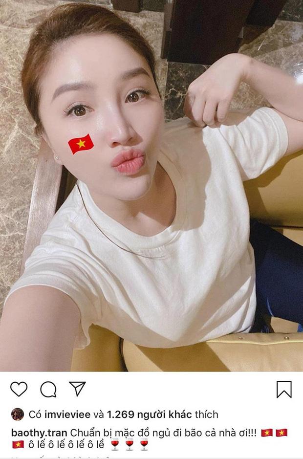 sao Việt ăn mừng Việt Nam đạt huy chương vàng 19