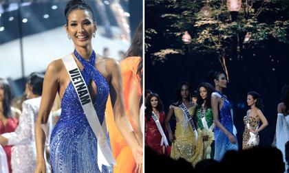 Những hình ảnh chưa từng tiết lộ của Hoàng Thuỳ trong đêm chung kết Miss Universe 2019