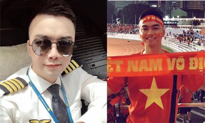 Sao nhí một thời Hà Duy là người vinh dự được chở U22 Việt Nam và đội tuyển nữ về nước
