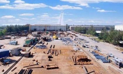 Nổ lớn ở công ty Lilama Hải Dương, ít nhât 2 công nhân tử vong