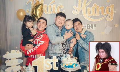 Thiên Lôi to béo nhất lịch sử Táo Quân - Lưu Mạnh Dũng tổ chức sinh nhật cho con