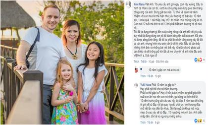 Vợ cũ lên tiếng tố Lê Việt Anh giả tạo, 10 năm không gặp con còn lên mạng bày tỏ nhớ thương