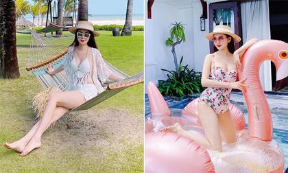 Ngọc Loan (The Face) khoe dáng nóng bỏng khi đi du lịch Nha Trang
